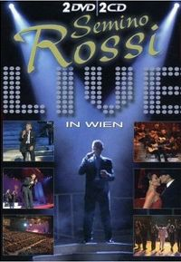 Cover Semino Rossi - Live in Wien [DVD]